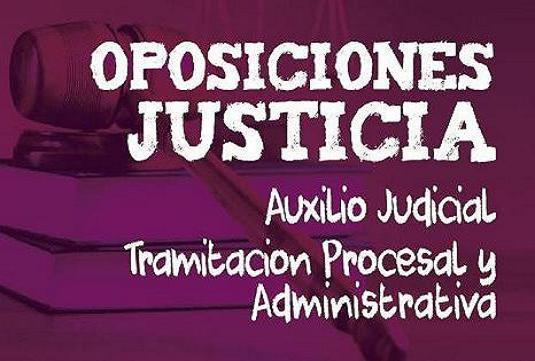 Resultado de imagen de oposiciones de justicia