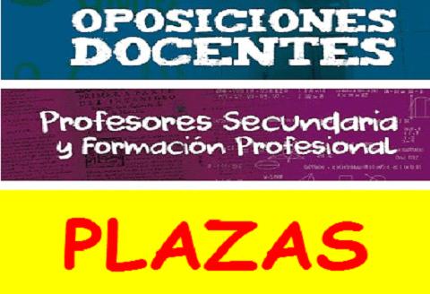 Secundaria 2018 - Estimación de plazas