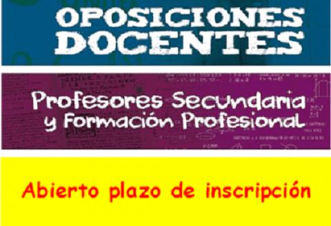Curso 2018-2019 - Secundaria y F.P.